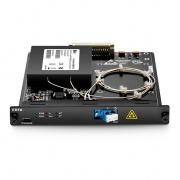 Оптический Предусилитель (Pre-amplifier) EDFA C-диапазона с Коэффициентом Усиления 20дБ и Выходной Мощностью 13дБм для DWDM Сети