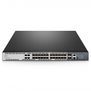 S5900-24S4T2Q Switch de Data Center, 24 Puertos SFP+ 10Gb, 4 Puertos RJ45, 2 Enlaces ascendentes QSFP+ 40G, 640Gbps, 128k - Gestionable