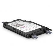12芯 40G OM4 FHx TAPカセット(3x MTPオス、50/50分割比)
