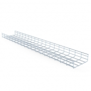 200mm Straight Section Wire Mesh Cable Tray