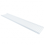 400mm Straight Section Wire Mesh Cable Tray