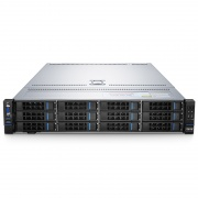RS-7188 2-Socket-Rack-Server, 2HE, zwei Intel® Xeon® Silver 4112 für Datenbank-Workloads in SMB