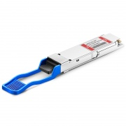 Generic Compatible 100GBASE-LR4 and 112GBASE-OTU4 QSFP28 Dual Rate 1310nm 10km DOM LC SMF Optical Transceiver Module