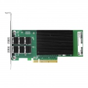 PCIe 3.0 x8 Dual Port 10 Gigabit SFP+ Ethernet Network Interface Card