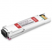 Generic Compatible C46 10G DWDM XFP 100GHz 1540.56nm 40km DOM LC SMF Transceiver Module