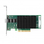 PCIe2.0 x8 Single Port 10 Gigabit SFP+ Ethernet Netzwerkkarte