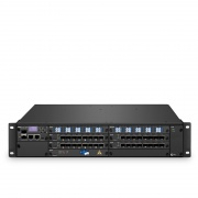 FMT 1600E Extending DWDM Connect (Set of Two), 160Gbps for 60km Dual Fiber BIDI End-to-End Metro Transport Platform, Dual 100V-240VAC in 2U Managed Chassis