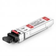 Módulo transceptor compatible con Brocade 25G-SFP28-ER, 25GBASE-ER SFP28 1310nm 30km DOM LC SMF