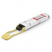 Módulo transceptor compatible con Extreme 100G-QSFP28-PSM4, 100GBASE-PSM4 QSFP28 1310nm 500m DOM