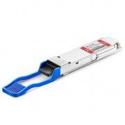 Edge-Core ET6401-LR4 Compatible 40GBASE-LR4 QSFP+ 1310nm 10km LC DOM Optical Transceiver Module