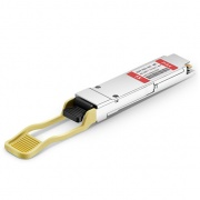 Fortinet FG-TRAN-QSFP+PIR Compatible 40GBASE-PIR4 QSFP+ 1310nm 1.4km MTP/MPO Transceiver Module for SMF