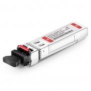 Módulo transceptor compatible con Brocade 25G-SFP28-ER40, 25GBASE-ER SFP28 1310nm 40km DOM LC SMF