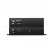 4K HDMI Extender Set with Audio, EDID and RS232 via Single LC Fiber for 10km