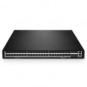 N5850-48S6Q 10Gb SFP+ L3 Управляемый Ethernet Коммутатор 48 Портов для ЦОД с 6 40Gb QSFP+ Uplinks, с Cumulus® Linux® OS за 5 Лет