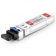 Módulo transceptor compatible con Brocade 25G-SFP28-LR-I, 25GBASE-LR SFP28 1310nm 10km industrial DOM LC SMF