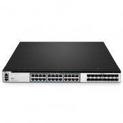 S5850-24T16B 24-Port 10/100/1000BASE-T Gigabit L3 Managed Ethernet Switch with 16 25Gb SFP28 Uplinks for Hyper-Converged Infrastructure