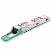 Generic Compatible 400GBASE-FR4 QSFP-DD PAM4 1310nm 2km DOM LC SMF Optical Transceiver Module