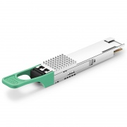 Generic Compatible 400GBASE-FR4 QSFP-DD PAM4 1310nm 2km DOM Optical Transceiver Module