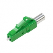 LC/APC 9/125μm Single-mode Low Reflection Fiber Optic Terminator Connector