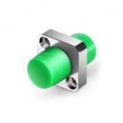 FC to FC APC Simplex Single Mode Fibre Optic Adapter, Square