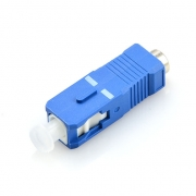 SC/UPC 9/125μm Single-mode Low Reflection Fiber Optic Terminator Connector