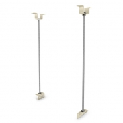 U Steel Cable Ladder Ceiling Mounting Kit
