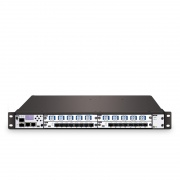 FMT 1800 Efficient CWDM Connect, 180Gbps for 35km Dual Fiber BIDI End-to-End Metro Transport Platform, Dual 100V-240VAC in 1U Managed Chassis