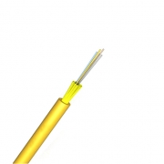 4 Fibers Singlemode 9/125 OS2, LSZH, Non-Armored, Glass Yarn Strength Member, Tight-Buffered Indoor/Outdoor Cable