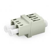 LC/UPC - LC/UPC Оптический Адаптер Многомодовый OM1/OM2, Дуплексный, Стантартный Тип