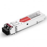1000BASE-CWDM SFP 1610nm 80km DOM Transceiver Module for FS Switches