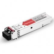 Módulo Transceptor SFP Mini-GBIC LC Gigabit 1000BASE-CWDM - Genérico Compatible - 80km - 1610nm - DOM