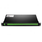 1x32 PLC Fiber Splitter, 1U 19