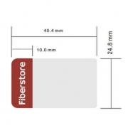 Design Label for 1000BASE-T GBIC Copper RJ-45 100m Transceiver, 1 Roll