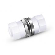 FC/UPC - FC/UPC Оптический Адаптер, Металлический, Симплексный SM/MM, Small D