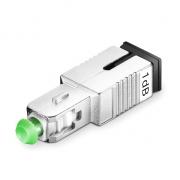 SC/APC Single Mode Fibre Optic Attenuator, Male-Female, 1dB