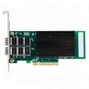 PCI Express x8 Dual Port SFP+ 10 Gigabit Server Adapter
