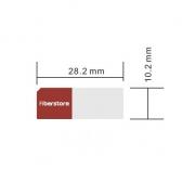 Design Label for SFP Copper RJ-45 100m Transceiver, 1 Roll