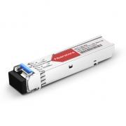 Brocade E1MG-BXU-20 Compatible 1000BASE-BX BiDi SFP 1310nm-TX/1490nm-RX 20km DOM Transceiver Module