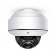 4MP Indoor/Outdoor Varifocal Dome IP Camera With Infrared & Optical Zoom