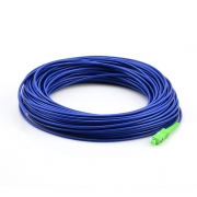 Simplex LC/SC/FC/ST/LSH 9/125 Single Mode Armored Fiber Optic Pigtail, 3.0mm Jacket