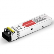 1000BASE-EZX SFP 1550nm 100km Transceiver Module