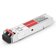 3Gb/s MSA CWDM SFP 1590nm 10km Transmitter & Receiver Video Pathological Patterns Transceiver Module for SD/HD/3G-SDI