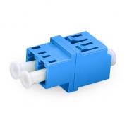 LC/UPC - LC/UPC Оптический Адаптер Одномодовый OS2, Дуплексный, Стантартный Тип