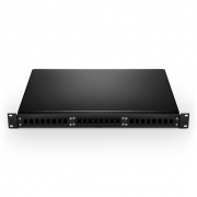 24 Ports Rack Mounted Fiber Optic Terminal Box as Distribution Box FS/JJ-SC24-24C Without Pigtails and Adapters