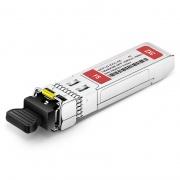 SFP Transceiver Modul mit DOM - Arista Networks SFP-1G-EZX-160 Kompatibel 1000BASE-EZX SFP 1550nm 160km