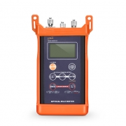 FHOM-103 Handheld Optical Multimeter with 2.5mm+FC+SC+ST Connector