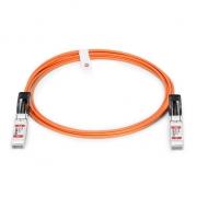 1m (3ft) H3C SFP-XG-D-AOC-1M Compatible 10G SFP+ Active Optical Cable