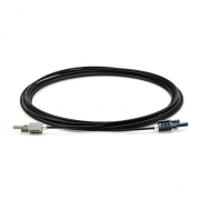 HFBR to HFBR Simplex Latching POF Plastic Fiber Optic Patch Cable 2.2mm Jacket