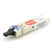 Cisco Linksys MFEBX1 Compatible Módulo Transceptor SFP Bidireccional Fibra Óptica - LC Simplex 100BASE-BX-U Monomodo 20km 1310nm-TX/1550nm-RX