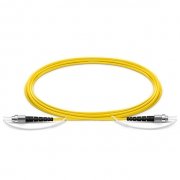 LC/SC/FC/ST Slow Axis Single Mode Simplex Polarization Maintaining Fiber Patch Cable